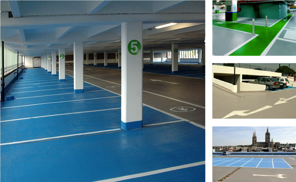 Car Park Decking Systems Surface Protection
