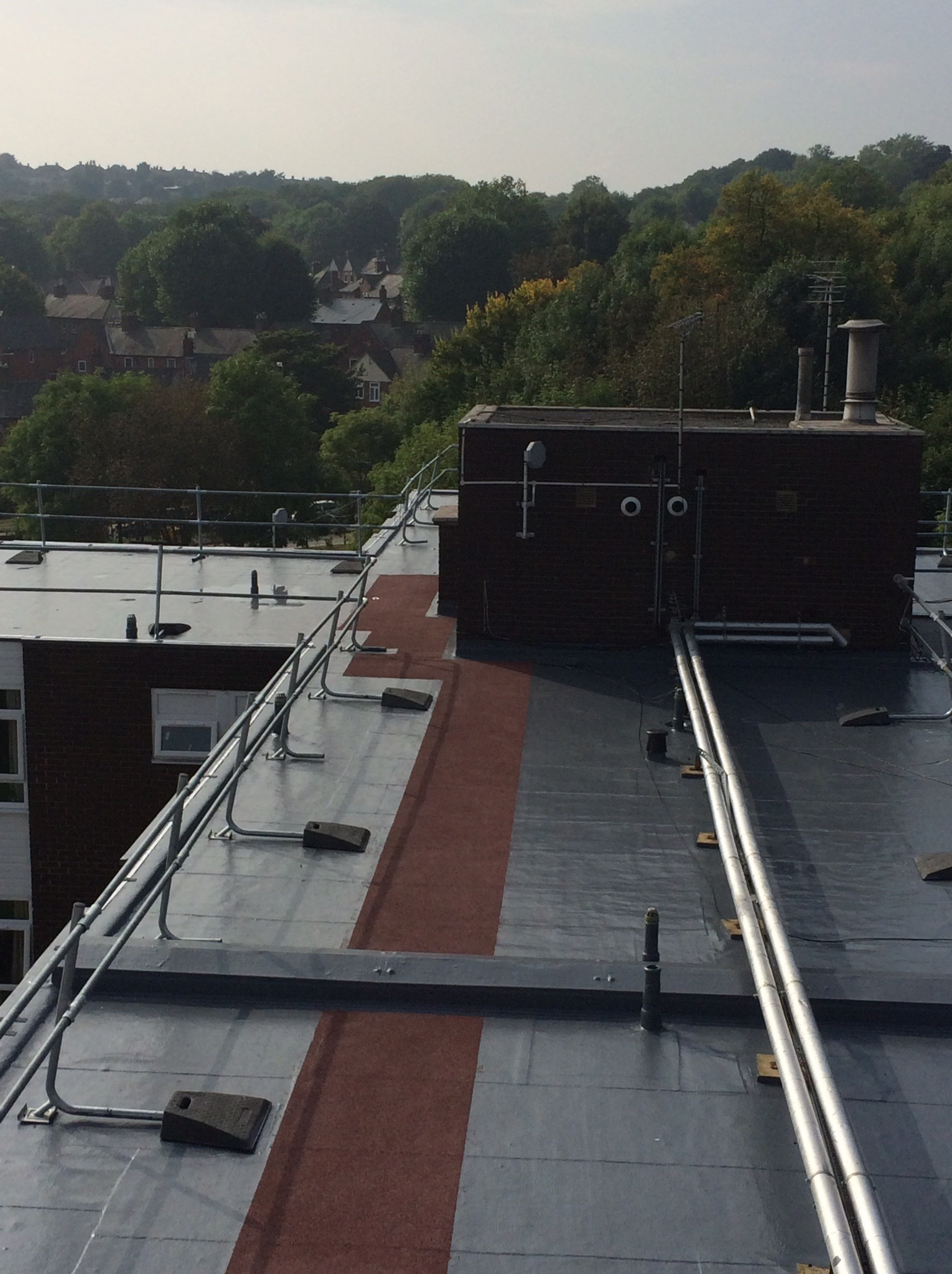 Surface Protection Coatings Ltd Liquid Roofing Surface