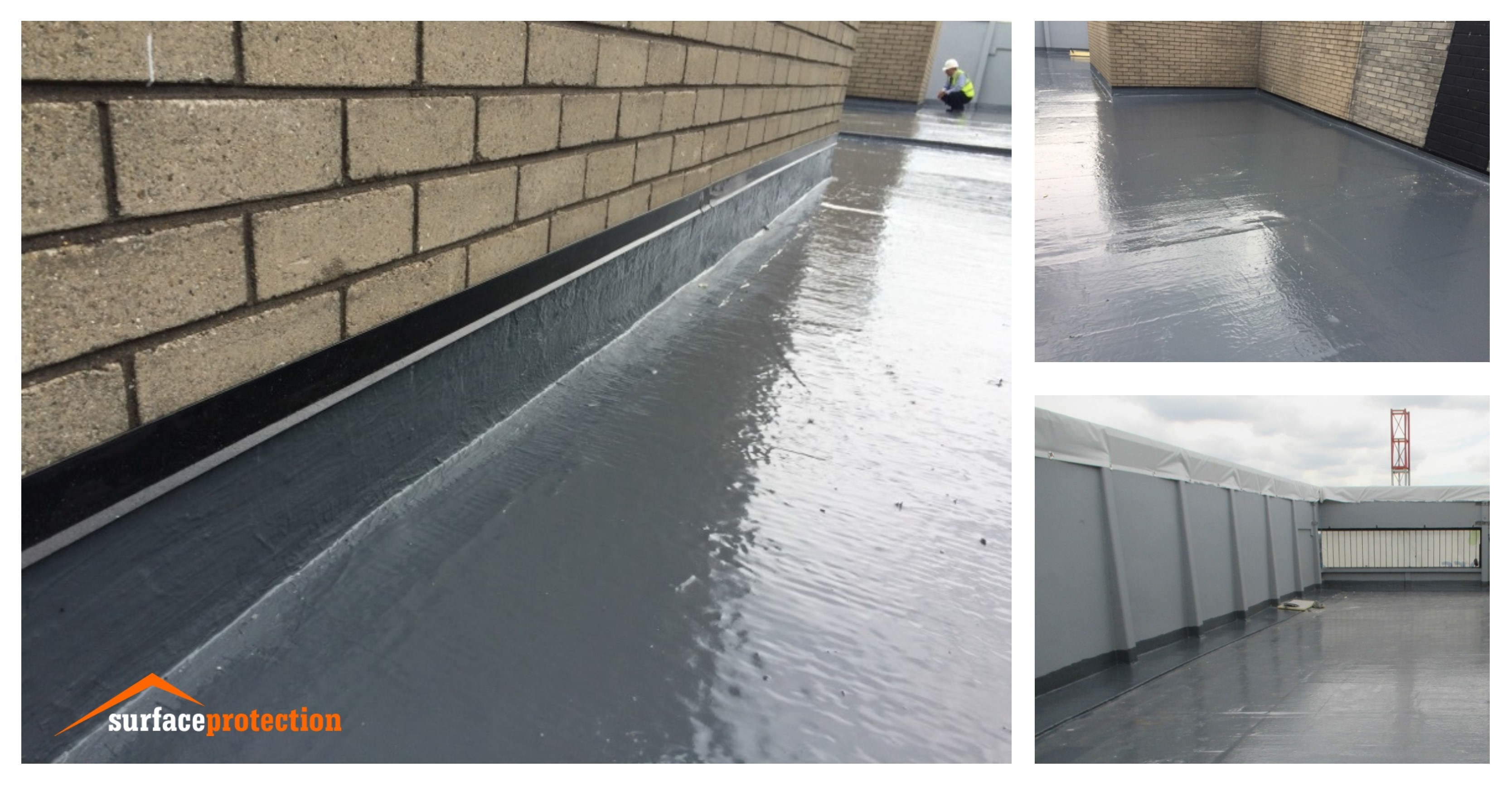 Liquid Roofing Systems Building Regulations