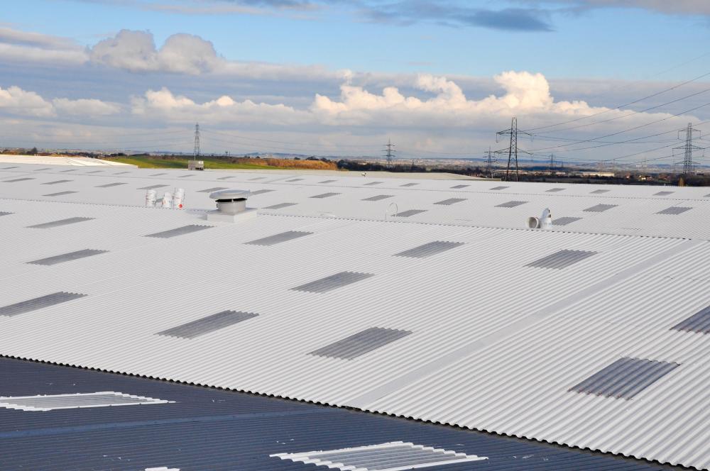 Large Warehouse, Yorkshire