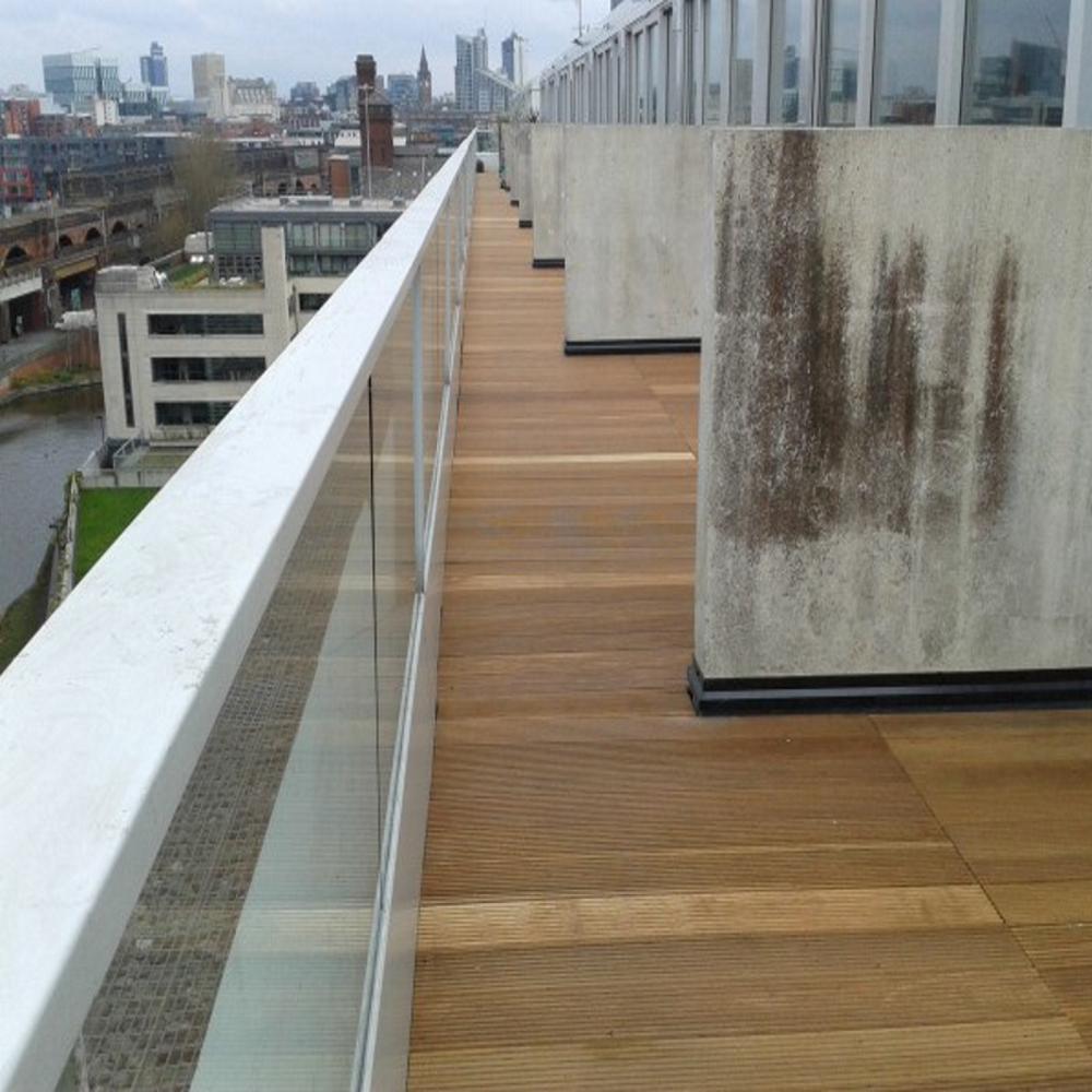 Penthouse Balconies