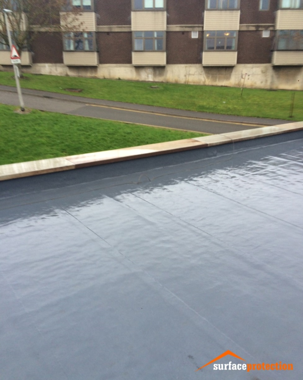 Low Odour Liquid Roofing Solution | Surface Protection