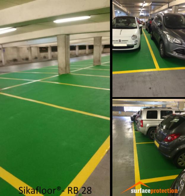 STH Carpark