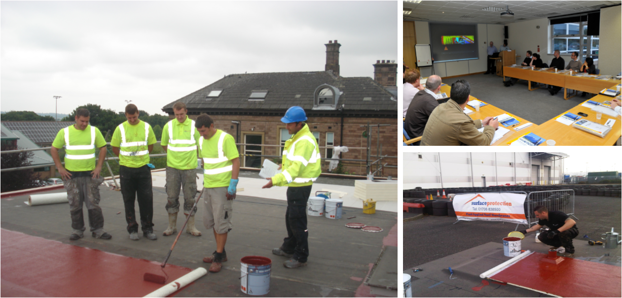 Sika Surface Protection
