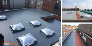 Liquid Roofing - College