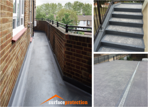 Our Services - Balconies & Walkways