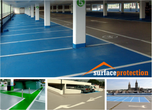 Our Services - Car Park Decking Systems