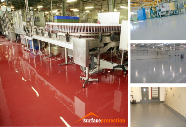 Our Services - Resin Flooring